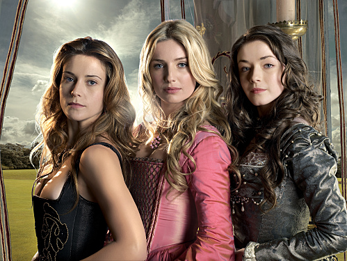 The Lovely, Lovely, Lovely, Ladies of The Tudors.